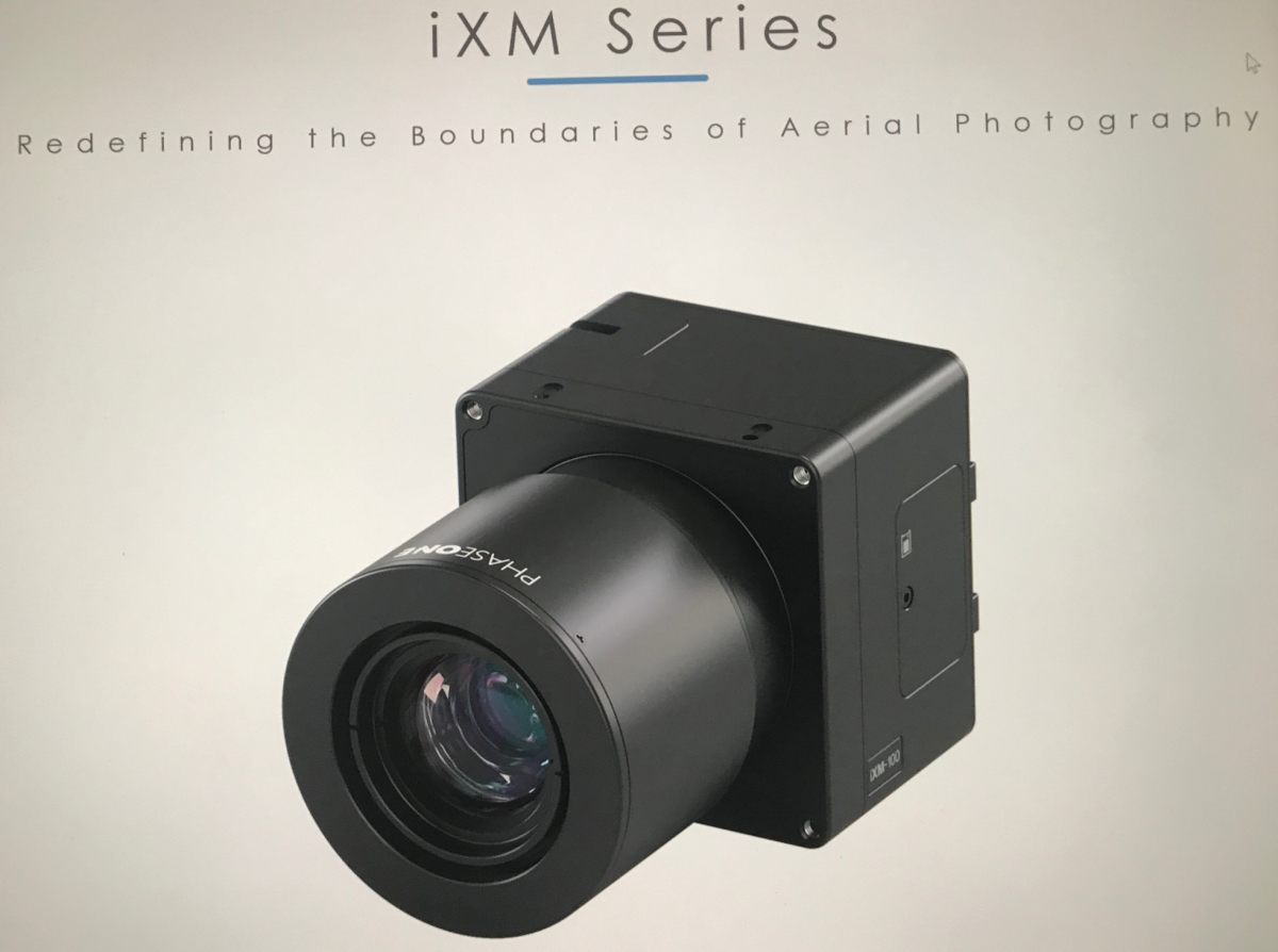 Phase One serie iXM